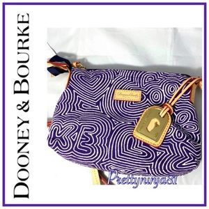 Dooney & Bourke NWT Crossbody Purse Bag